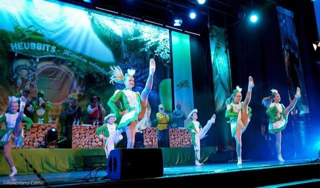 TUFA_Kurse & Workshops_Sport und Tanz_Moderne Kindergarde