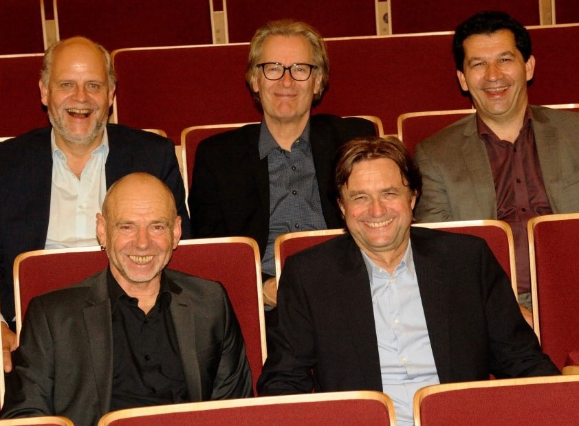 Joerg Widmoser & Stephan Holstein Quintet: The Music of Charlie Parker