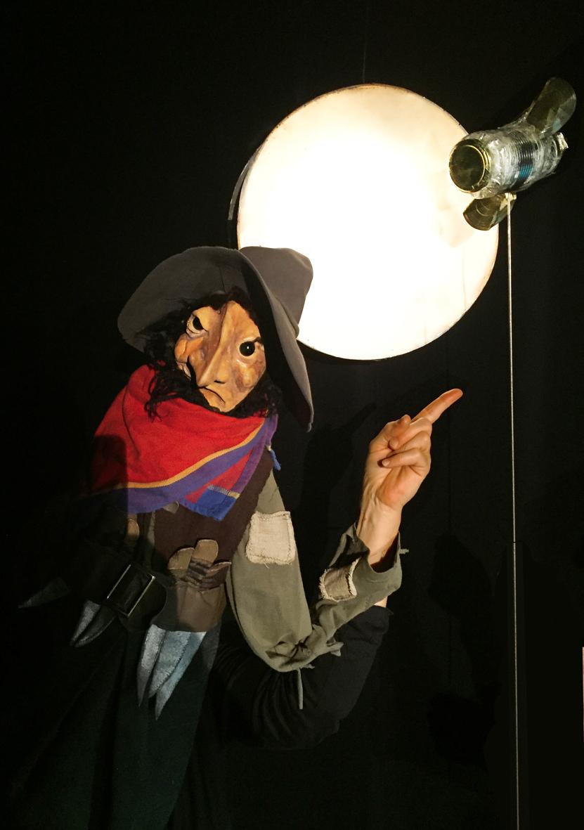 Marotte Figurentheater: Räuber Hotzenplotz & die Mondrakete