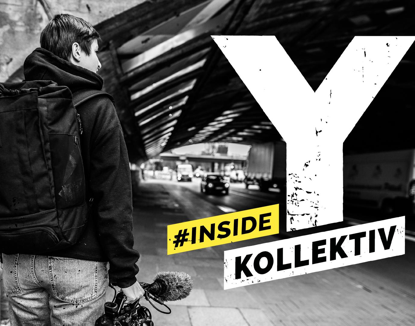 ABGESAGT!!! Inside Y: Das Y-Kollektiv zeigt Reportagen - diskutiert mit!