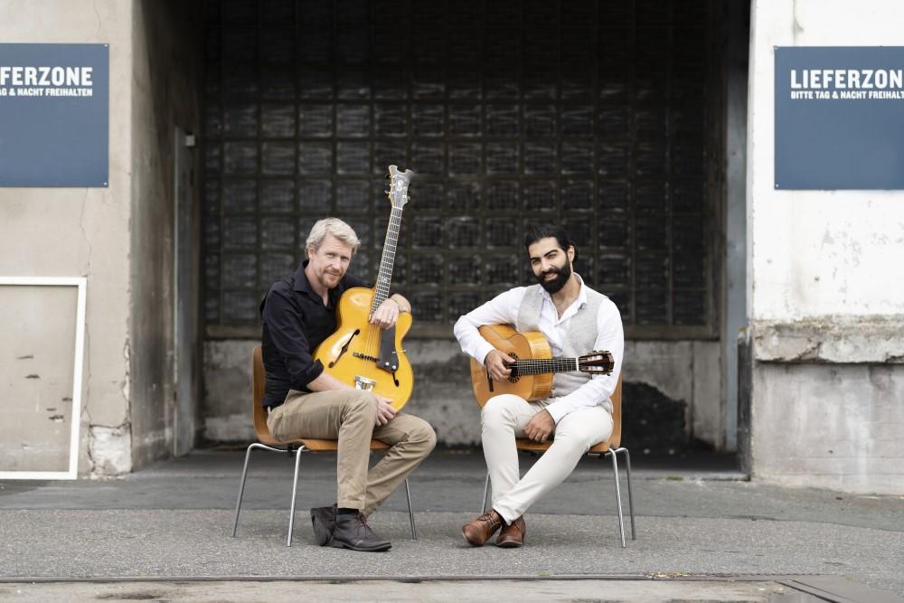 Konzert Open-Air: Coşkun Wuppinger Duo