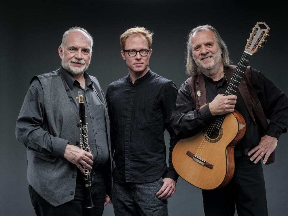 Konzert Open-Air: Helmut Eisel Trio