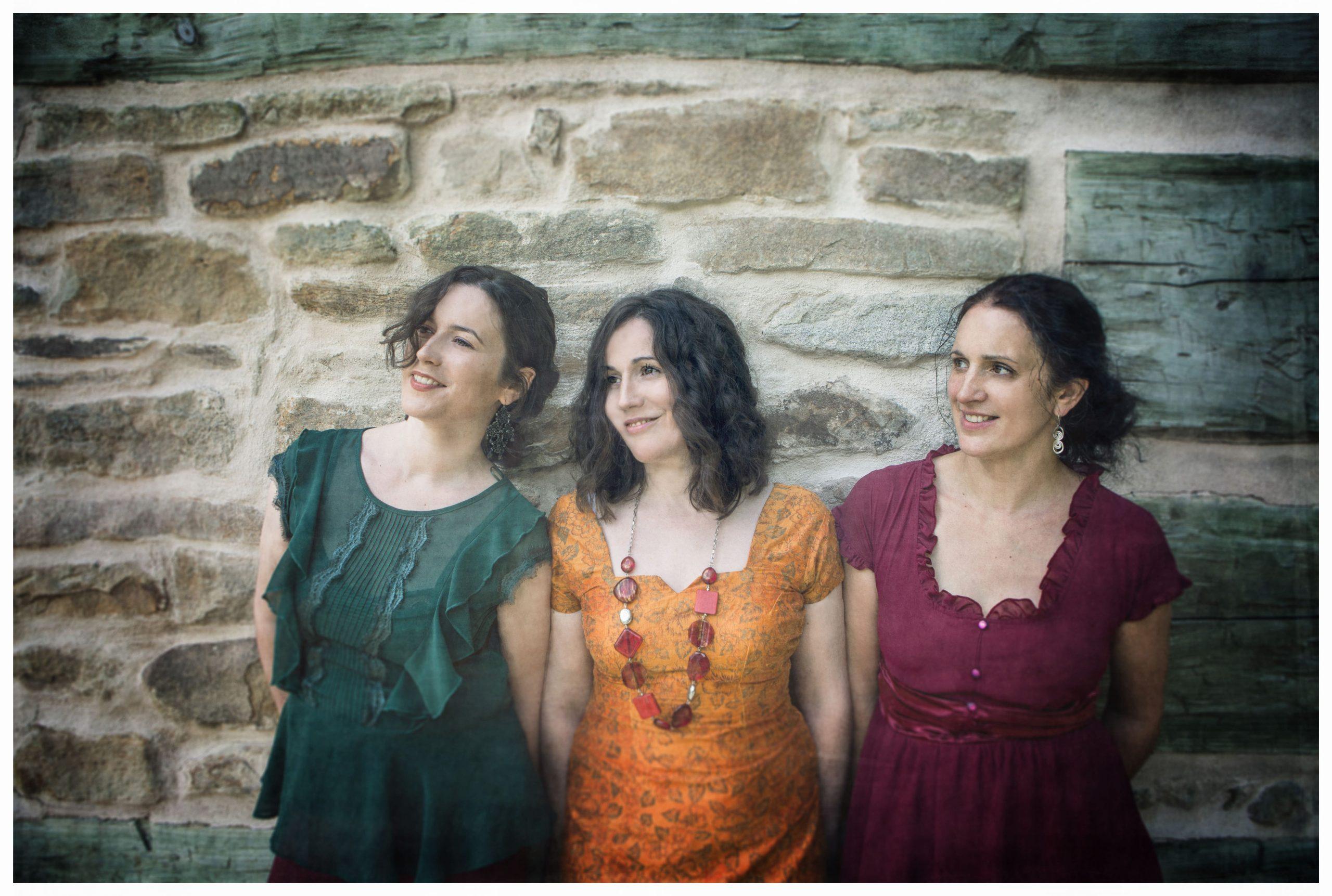 The Henry Girls: Irish Americana Folk