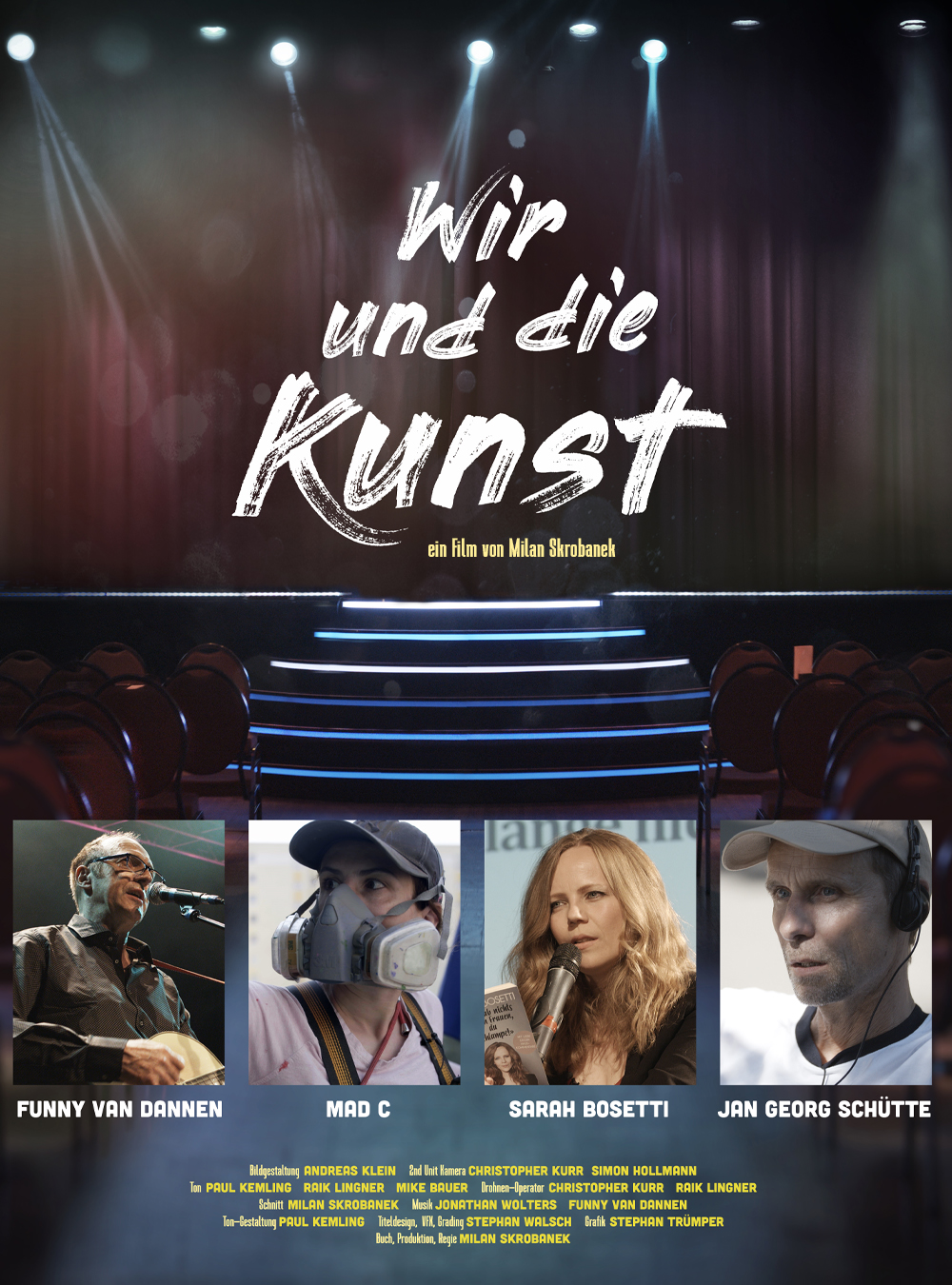 Abgesagt Kino-Special: Wir und die Kunst