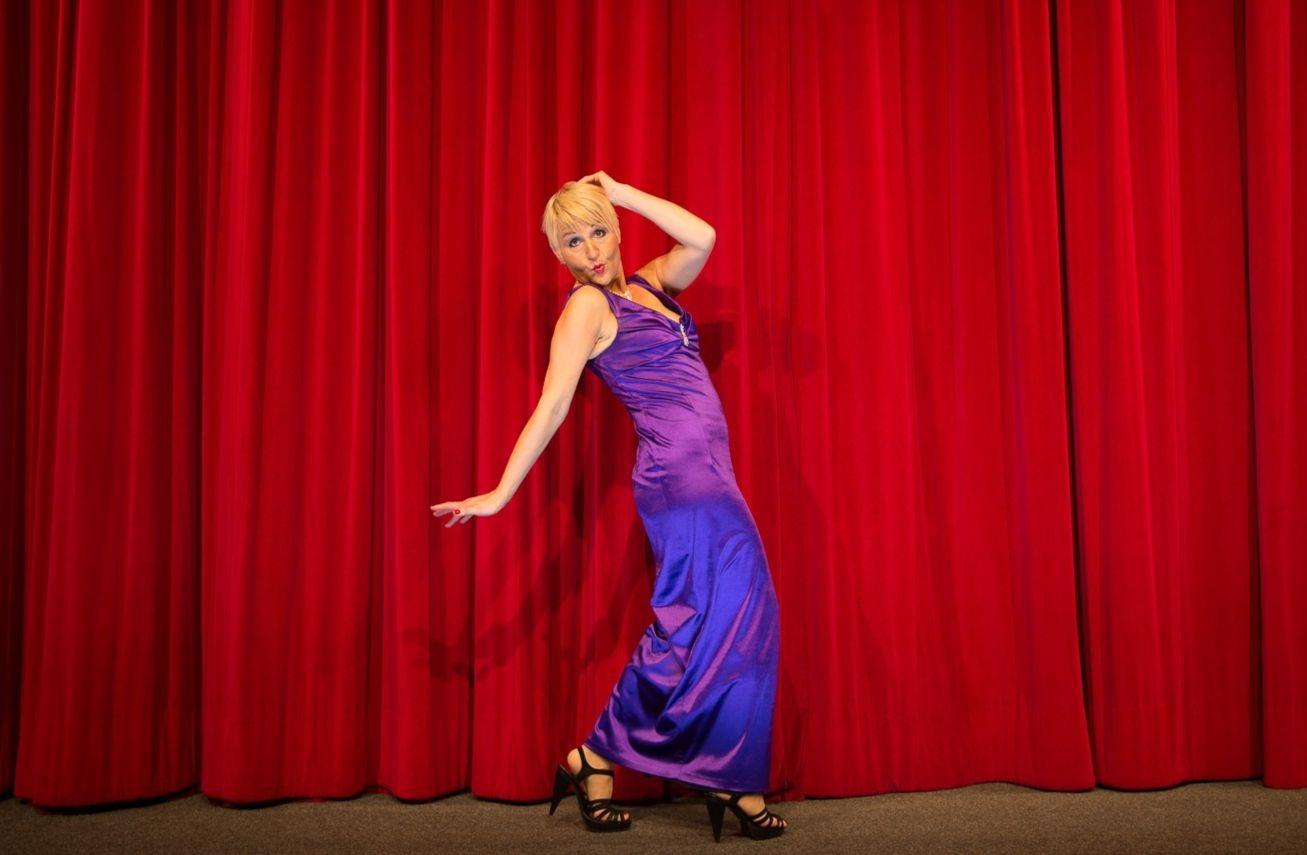 VERSCHOBEN!!! Annette Kruhl: Eigentlich wollte ich Filmstar werden