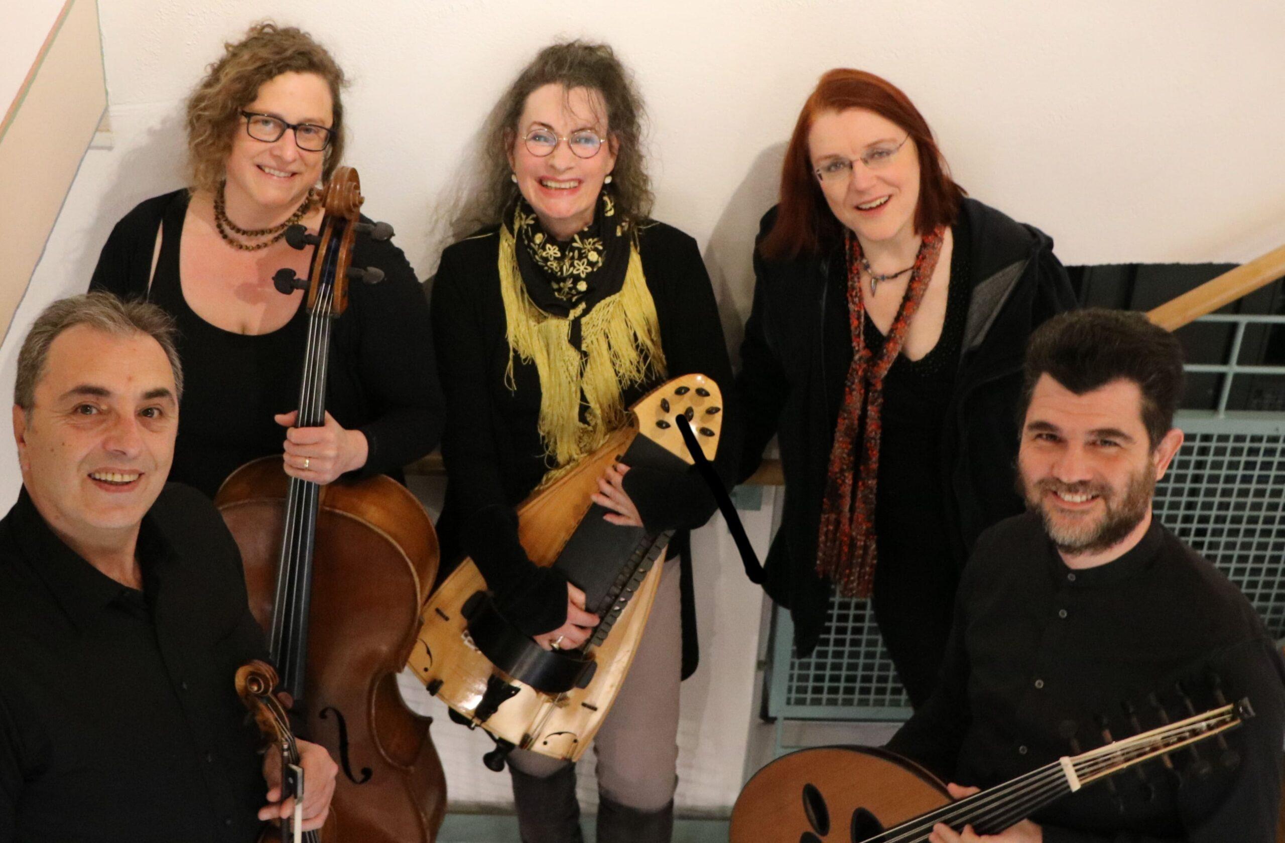 Parnass Ensemble: Ostlichter